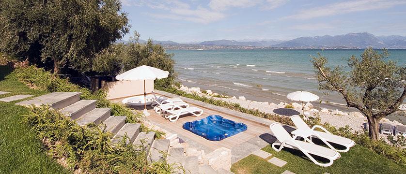 Hotel Acquaviva, Desenzano, Lake Garda, Italy - Lake view.jpg